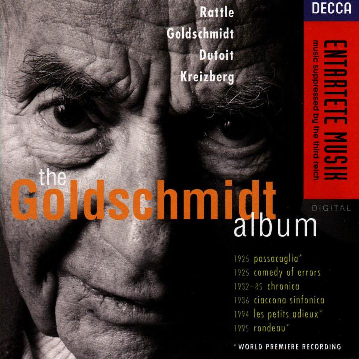 Goldschmidt: The Goldschmidt Album 0028945259925