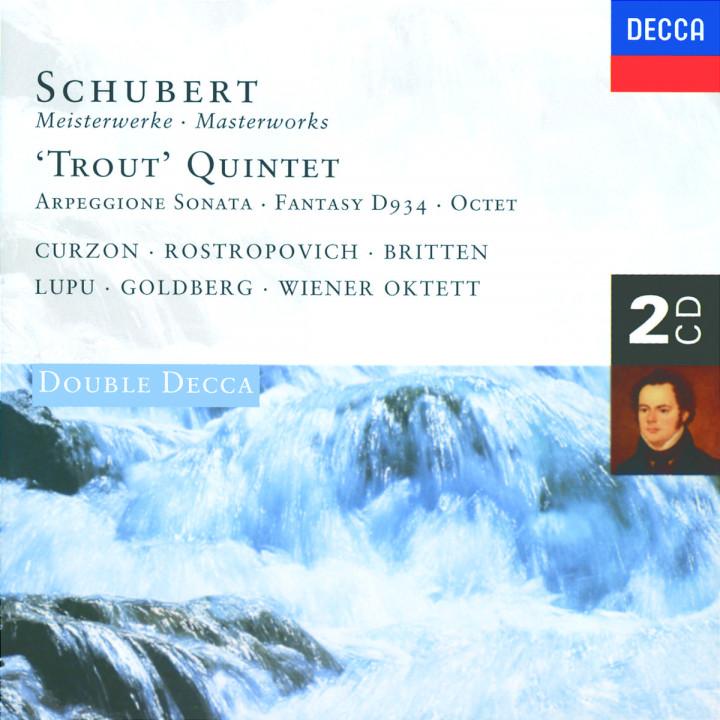 Schubert: Masterworks 2 0028945239321