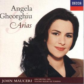 Angela Gheorghiu, Angela Gheorghiu - Arias, 00028945241722