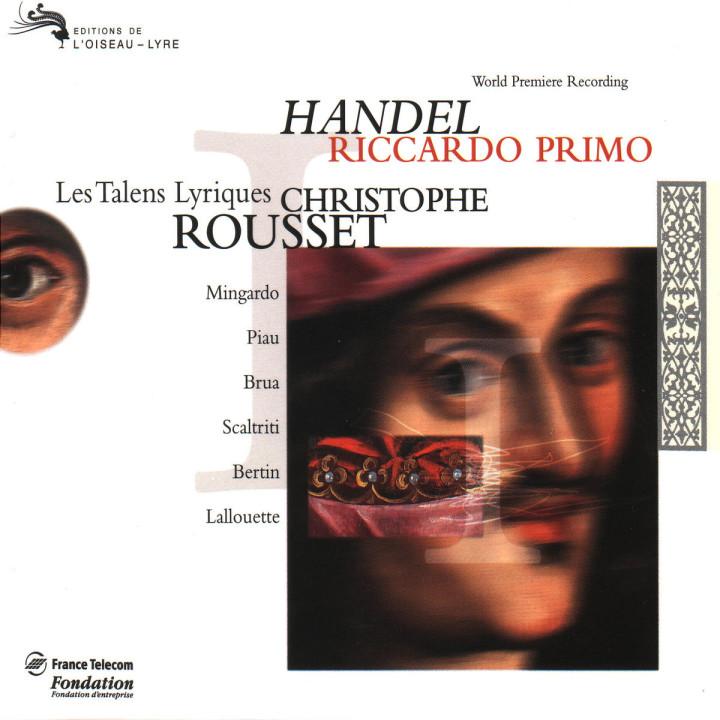 Handel: Riccardo Primo 0028945220123