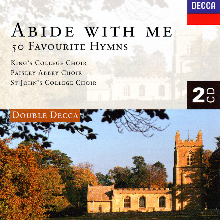 Abide With Me - 50 Favourite Hymns 0028945225221
