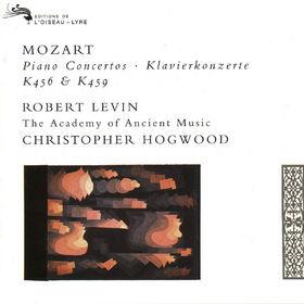Wolfgang Amadeus Mozart, Klavierkonzerte Nr. 18 B-dur KV 456&Nr. 19 F-dur KV 459, 00028945205120