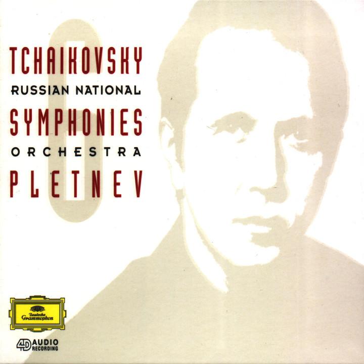 Sinfonien Nr. 1 g-moll; Nr. 2 c-moll; Nr. 3 D-dur; Nr. 4 f-moll; Nr. 5 e-moll; Nr. 6 h-moll 0028944996722