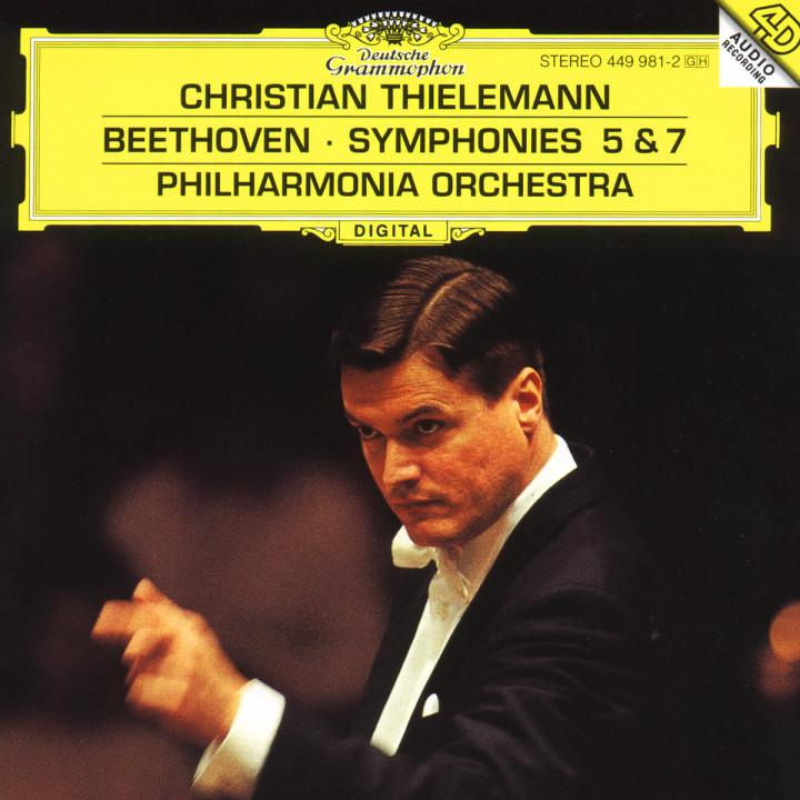 Sinfonien Nr. 5 c-moll op. 67; Sinfonie Nr. 7 A-dur op. 92 0028944998126