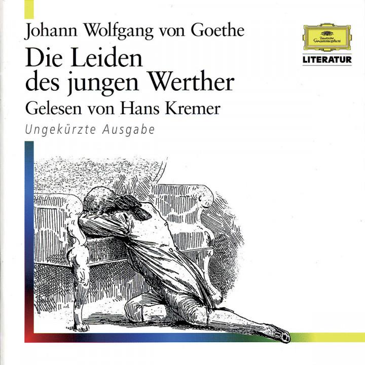J.W. von Goethe - Die Leiden des jungen Werther 0028944988628