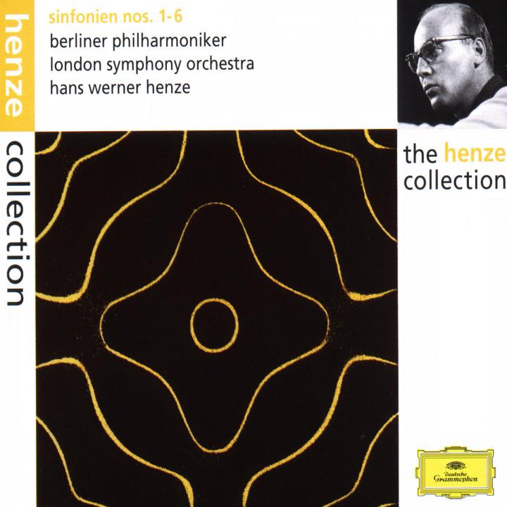 Sinfonien Nr. 1-6 0028944986121
