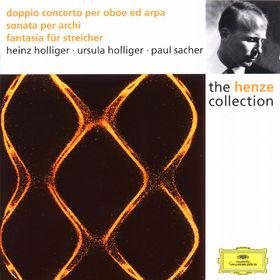 Henze: Double Concerto, Sonata for Strings, Fantasia for Strings, 00028944986426