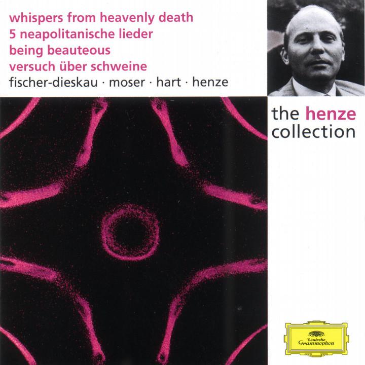 Whispers From Heavenly Death; 5 Neapolitanische Lieder; Being Beauteous; Versuch über Schweine 0028944986925