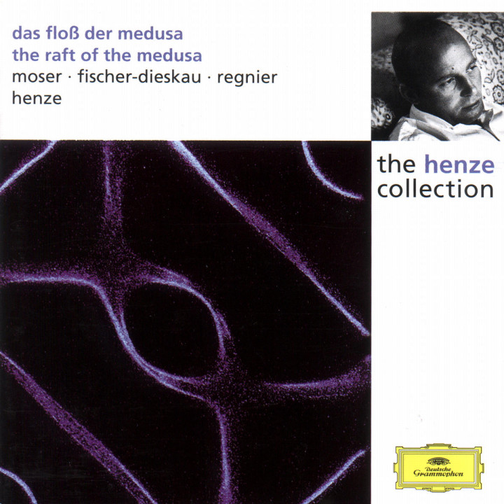 Henze: The Raft of the Medusa 0028944987122