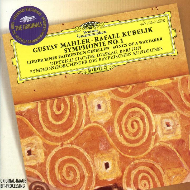 Mahler: Symphony No.1; Lieder eines fahrenden Gesellen 0028944973527