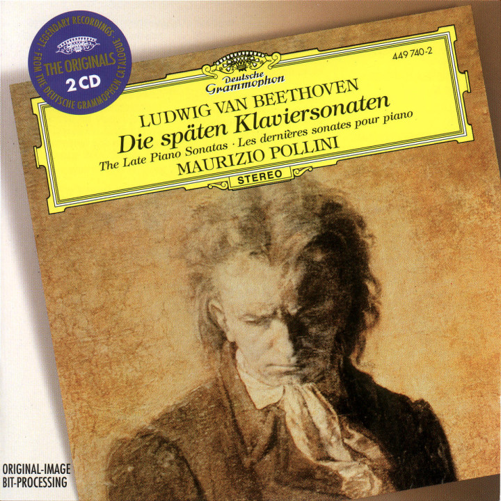 Beethoven: The Late Piano Sonatas 0028944974023