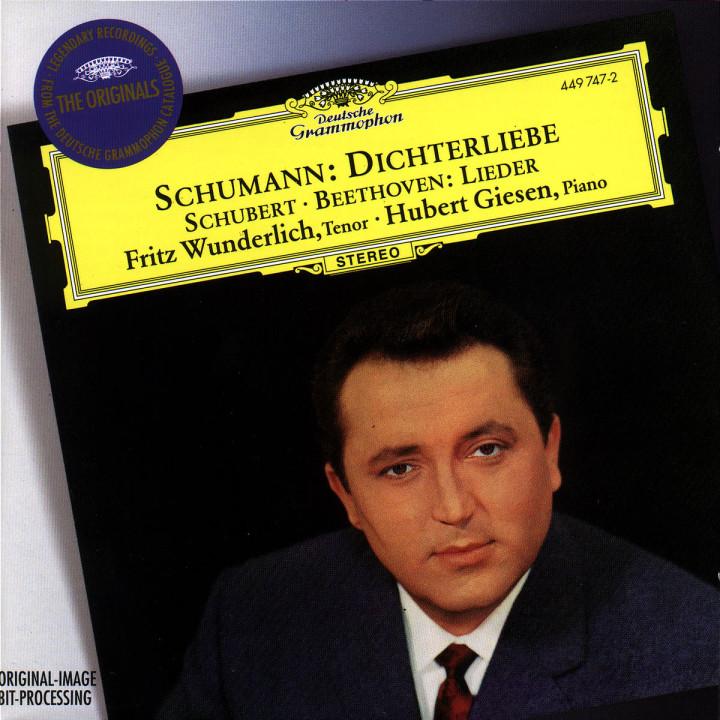 Schumann: Dichterliebe / Beethoven & Schubert: Lieder 0028944974724