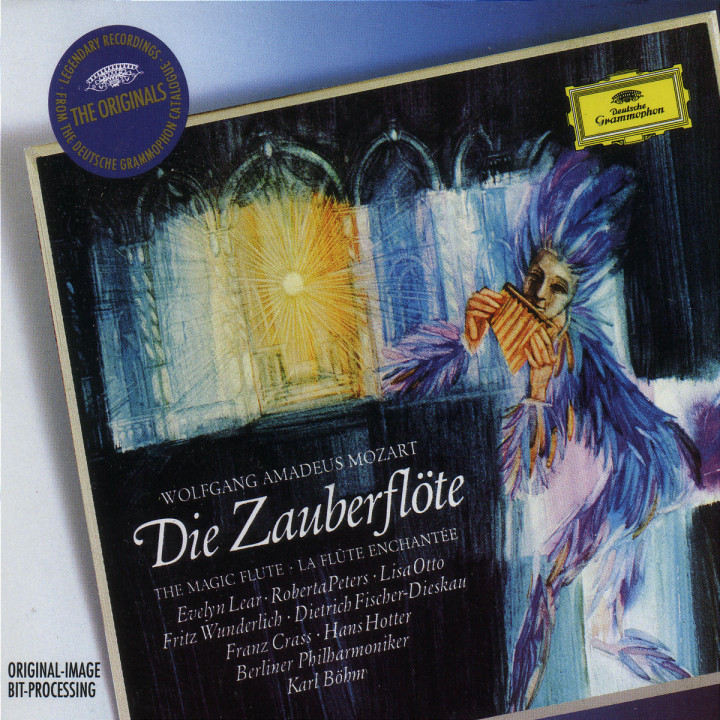 Mozart: Die Zauberflöte 0028944974920