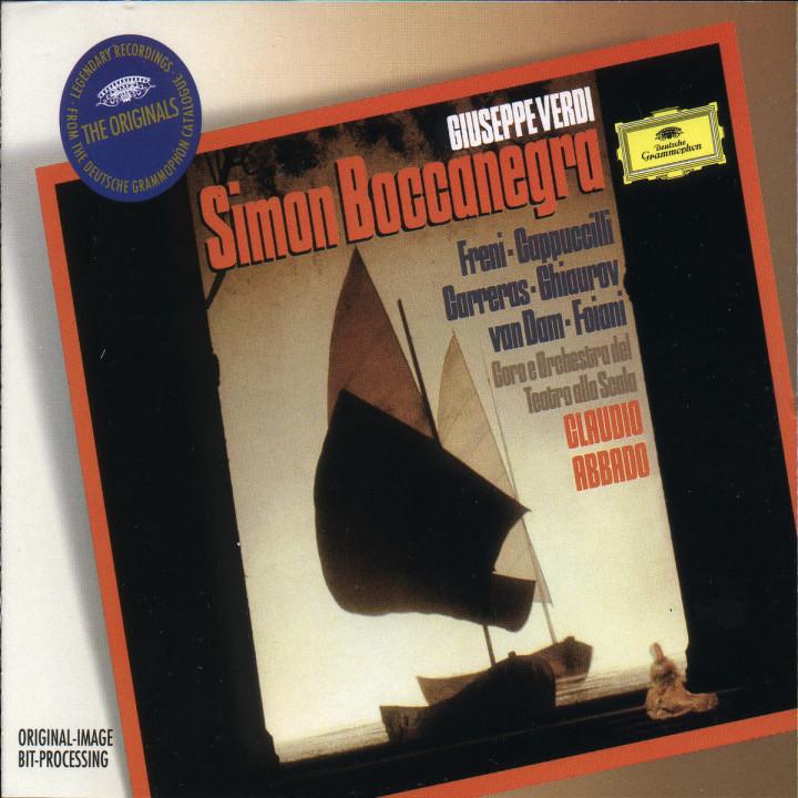 Verdi: Simon Boccanegra 0028944975220