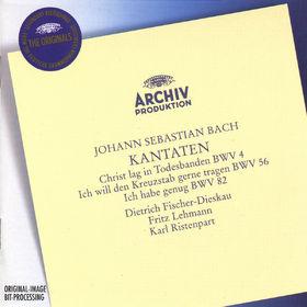 The Originals, Kantaten BWV 4; 56&82, 00028944975628