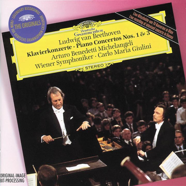 Beethoven: Piano Concertos Nos.1 & 3 0028944975725