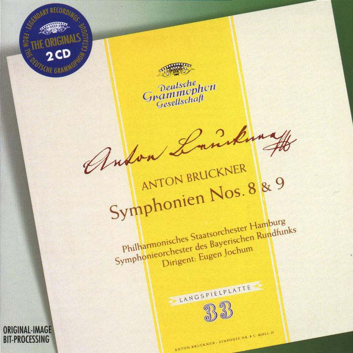 Sinfonien Nr. 8 c-moll & Nr. 9 d-moll 0028944975828