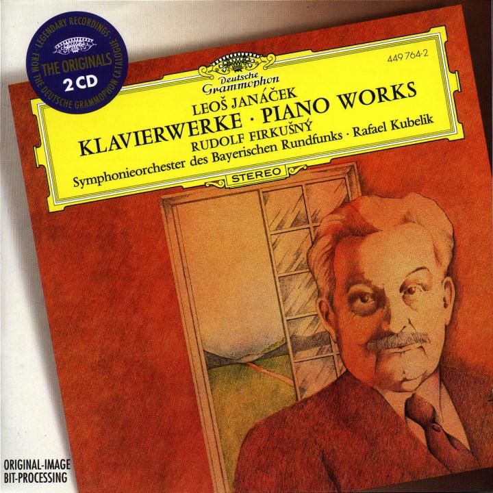 Janacek: Piano Works 0028944976427