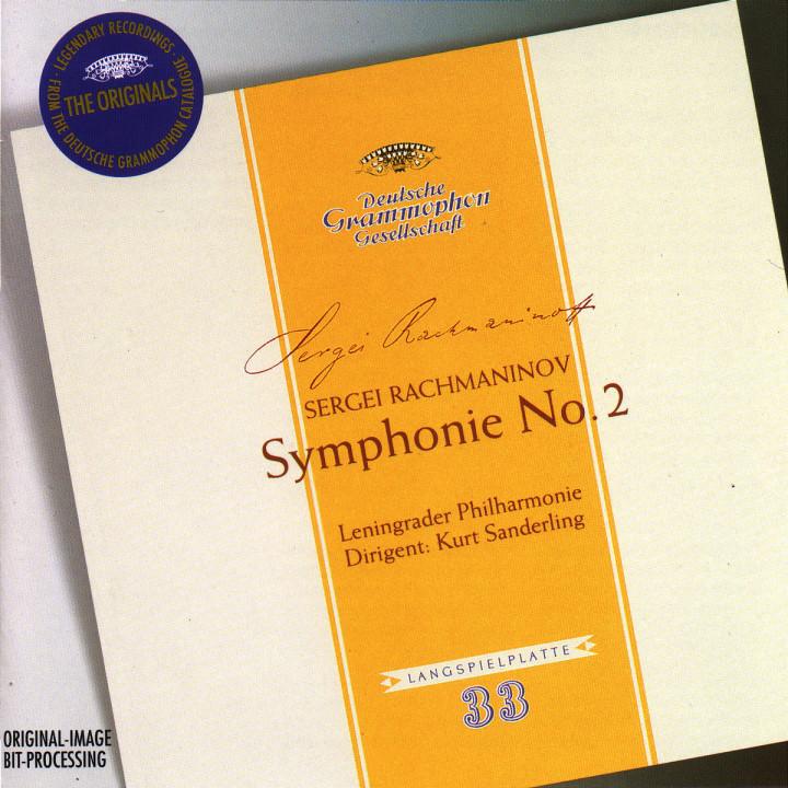 Rachmaninov: Symphony No.2 in E minor Op.27 0028944976726