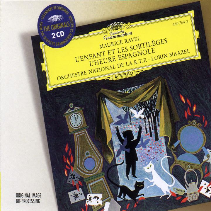Ravel: L'Enfant Et Les Sortilèges; L'Heure Espagnole 0028944976922