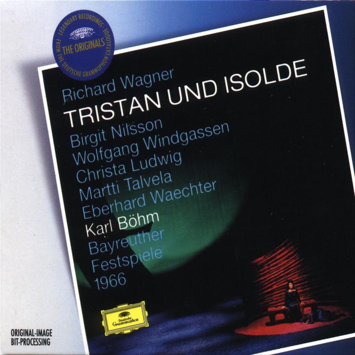 Wagner: Tristan und Isolde 0028944977222