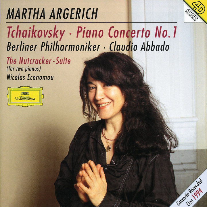 Tchaikovsky: Piano Concerto No.1; The Nutcracker Suite 0028944981621