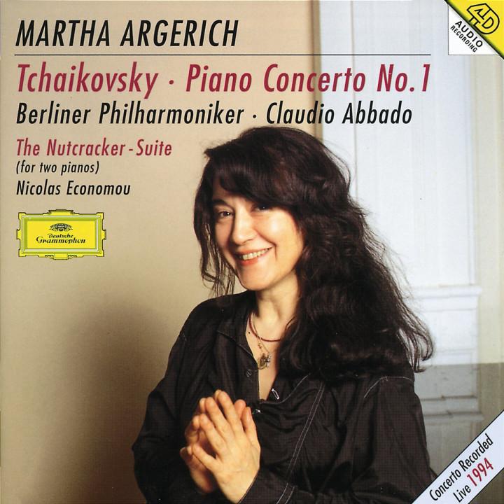 Tchaikovsky: Piano Concerto No.1; The Nutcracker Suite 0028944981621
