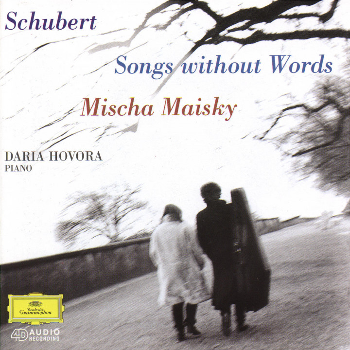 Schubert: Songs without Words 0028944981724