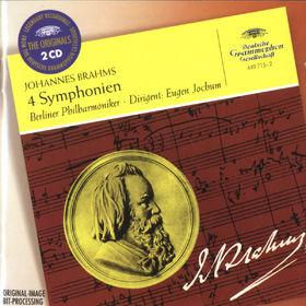 The Originals, Brahms: Symphonies Nos.1 - 4, 00028944971521