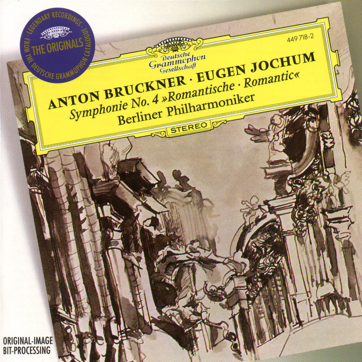 "Bruckner: Symphony No.4 ""Romantic"" / Sibelius: Night Ride and Sunrise 0028944971824"