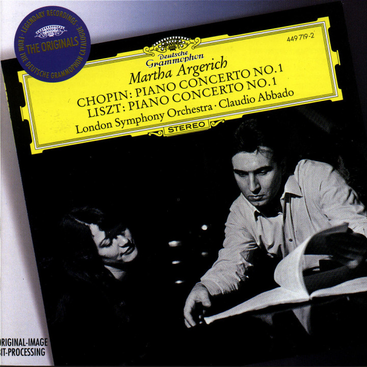 Chopin: Piano Concerto No.1 / Liszt: Piano Concerto No.1 0028944971927