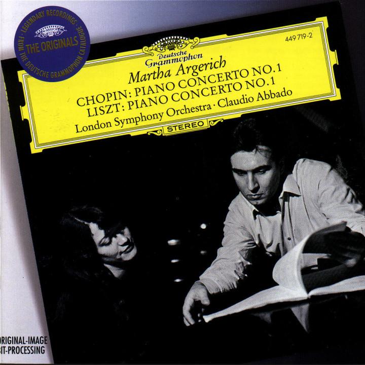 Chopin: Piano Concerto No.1 / Liszt: Piano Concerto No.1 0028944971927