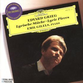 The Originals, Grieg: Lyric Pieces, 00028944972122