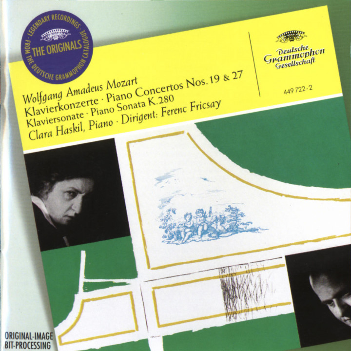 Mozart: Piano Concerto K.459, K.595 & K.280 0028944972227