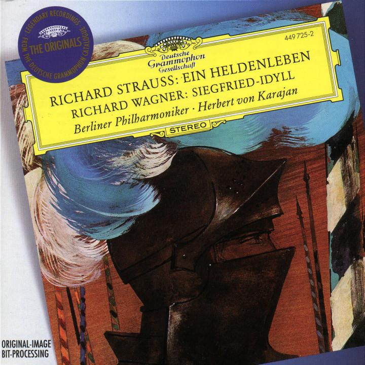 Strauss, R.: Ein Heldenleben / Wagner: Siegfried-Idyll 0028944972526