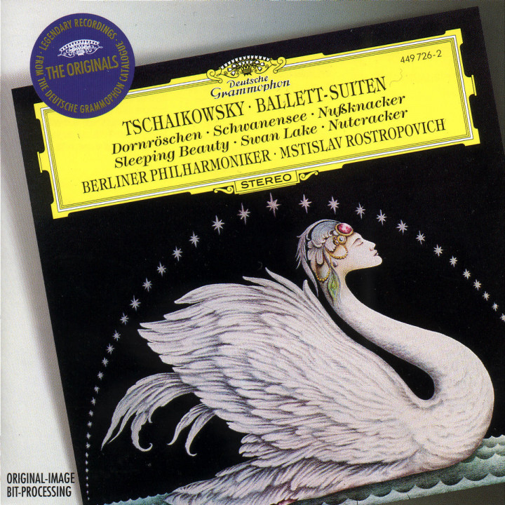 Tchaikovsky: Ballet Suites (Swan Lake; The Sleeping Beauty; The Nutcraker) 0028944972629