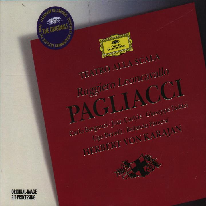 Pagliacci 0028944972722