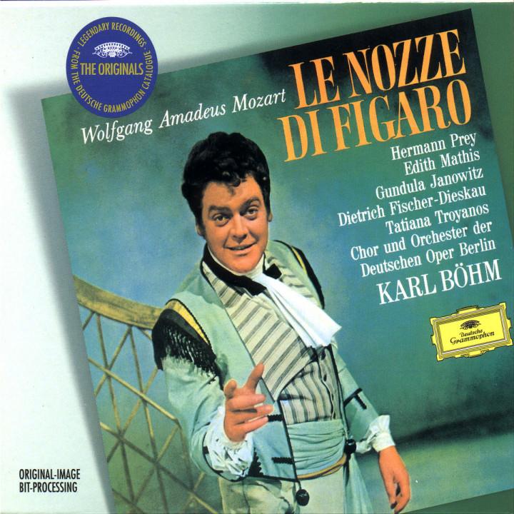 Mozart: Le nozze di Figaro 0028944972825