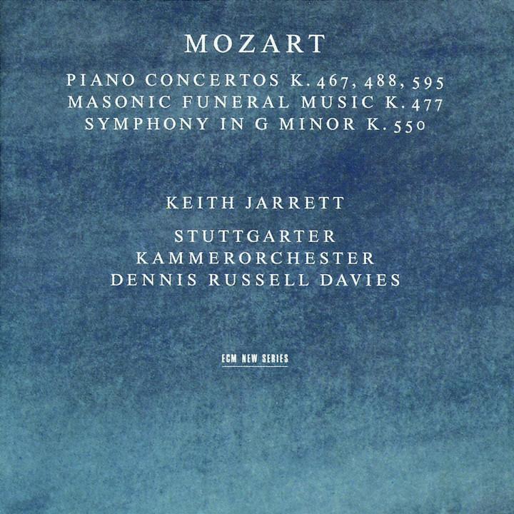 Mozart: Piano Concertos I 0028944967023