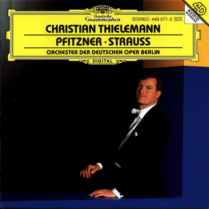 Christian Thielemann - Pfitzner / Strauss 0028944957123