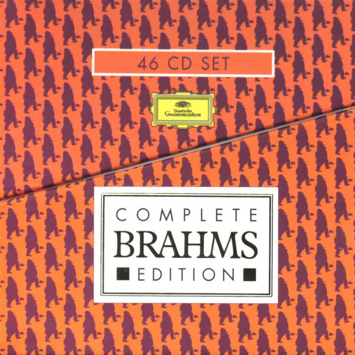 Die vollständige Brahms-Edition 0028944960026