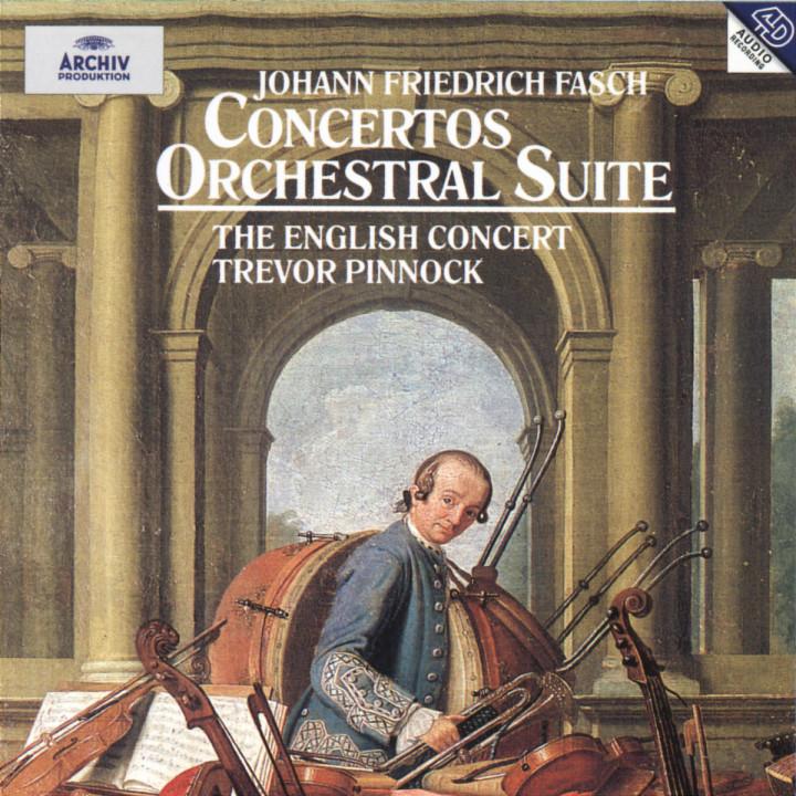 Konzerte; Suite für Orchester 0028944921025