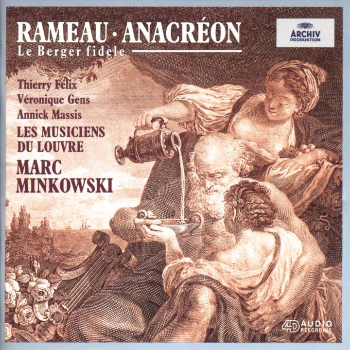 Rameau: Anacréon 0028944921128