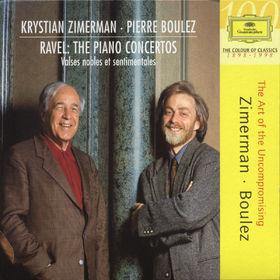 Die Klavierkonzerte, Valses Nobles et sentimentales, 00028944921328