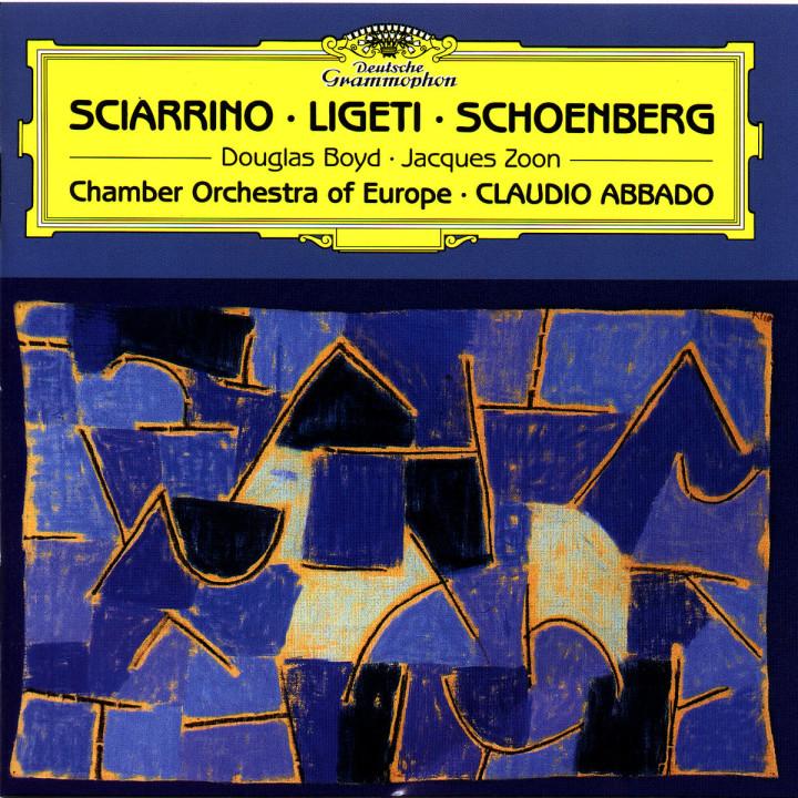 Autoritratto nella notte; Bagatellen für Bläserquintett; Doppelkonzert für Flöte und Oboe 0028944921520