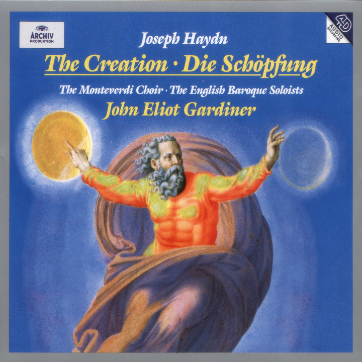 Haydn, J:: The Creation 0028944921726