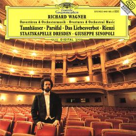Richard Wagner, Ouvertüren und Orchestermusik, 00028944916522