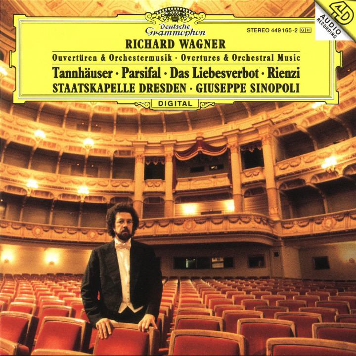 Wagner: Overtures 0028944916522