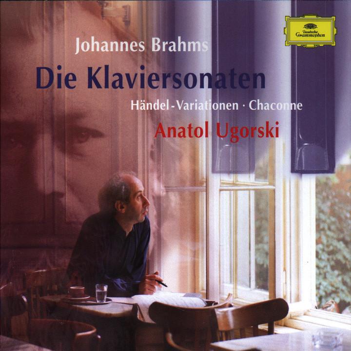 Brahms: The Piano Sonatas 0028944918225
