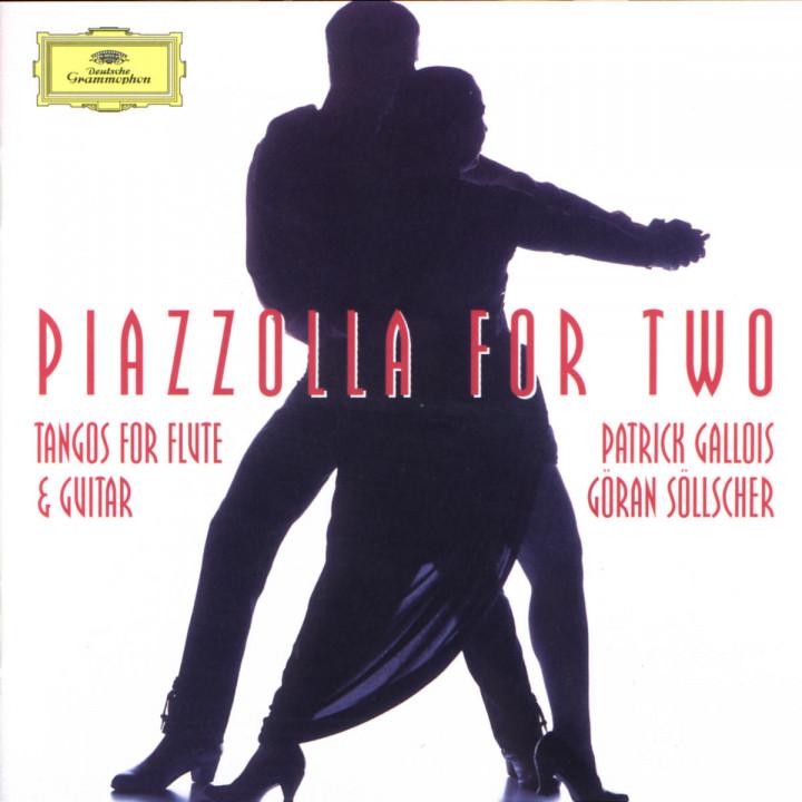 Piazzolla: L'Histoire du Tango 0028944918524